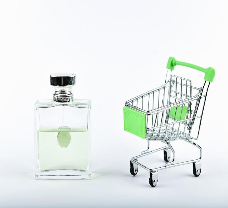 wózek zakupowy iperfumy