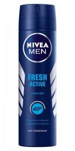 Spray Men Fresh Active