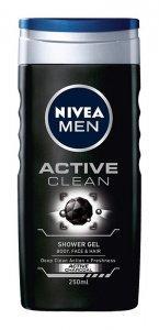 Żel 250 Men Active Clean